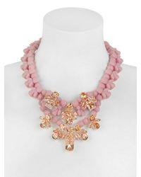 EK Thongprasert - Pink Gatsby Necklace - Lyst