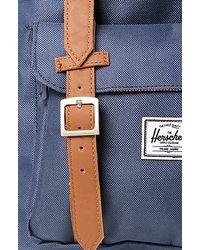 Herschel Supply Co. Blue Little America Backpack for men