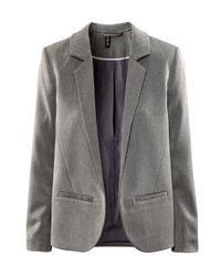 H&M | Gray Jacket | Lyst