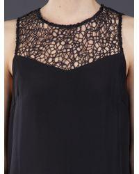 Rag & Bone Black Abigayle Dress