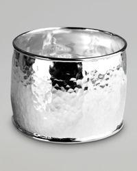Ippolita | Metallic Hammered Silver Gladiator Cuff for Men | Lyst