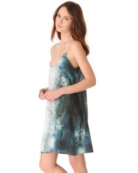 Markus Lupfer - Blue Tropical Fish Print Sundress - Lyst