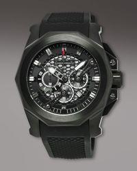 Orefici Watches | Gladiatore Chronograph, Black for Men | Lyst