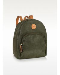 Bric's | Green Life - Backpack | Lyst