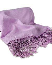 FORZIERI | Purple Lilac Pashmina Shawl | Lyst