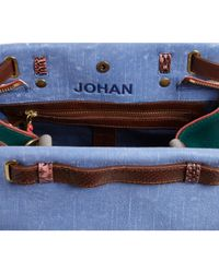 Jérôme Dreyfuss - Blue Johan Bag - Lyst