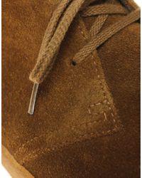 Clarks - Brown Originals Preston Desert Boots for Men - Lyst