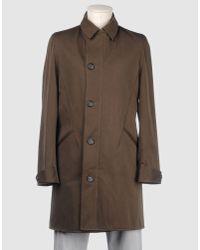 Giuliano Fujiwara - Natural Coat for Men - Lyst