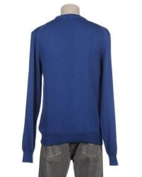 Hackett Blue Crewneck for men