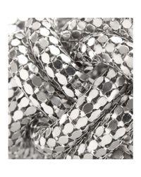 Lara Bohinc Metallic Large Plait Bangle