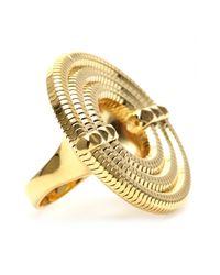 Lara Bohinc | Metallic New Apollo Ring | Lyst