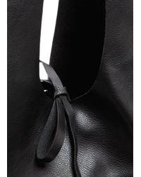 Mango Black Hobo Bag