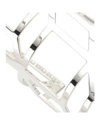 Pierre Hardy Metallic Cuff Bracelet