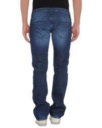 Ring Blue Denim Pants for men