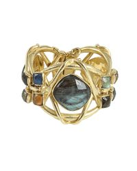 Vaubel | Metallic Labradorite Stone Bracelet | Lyst