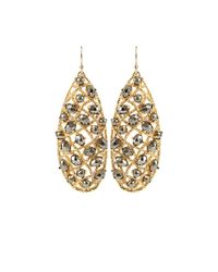 Alexis Bittar - Metallic Siyabona Pyrite Earrings - Lyst