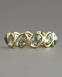 Paolo Costagli Green Sapphire Ombre Ring