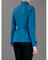 Burberry Brit Blue Fordleigh Jacket