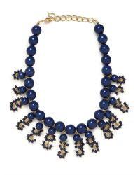BaubleBar | Blue Indigo Ariel Necklace | Lyst