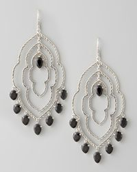 John Hardy | Metallic Batu Dot Morocco Chandelier Earrings | Lyst