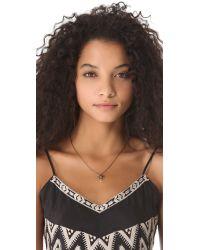 Pamela Love - Metallic Fly Necklace - Lyst