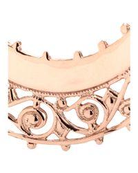 Iam By Ileana Makri - Metallic Figaro Pendant Earrings - Lyst