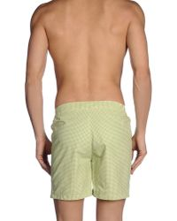 Chucs Green Swimming Trunk for men