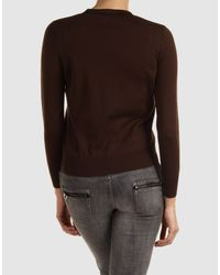 Marc Jacobs - Brown Cardigan - Lyst