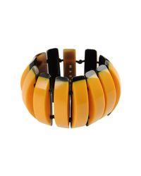 Marni - Brown Bracelets - Lyst