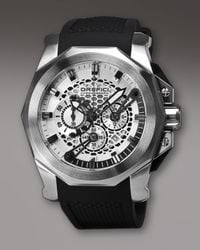 Orefici Watches | Black Gladiatore Chronograph Watch for Men | Lyst