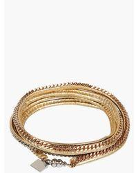 Vita Fede | Metallic Capri 5 Wrap Bracelet | Lyst