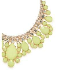 BaubleBar Green Lime Snow Collar