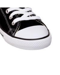 Converse Black Ct Dainty Hi