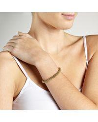 John Lewis | Metallic Thin Bobble Bracelet | Lyst