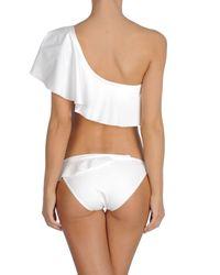 Mouille' - White Bikini - Lyst