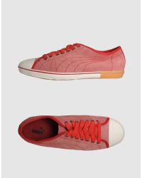 PUMA Pink Trainers for men