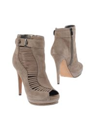 Sam Edelman Brown Ankle Boots