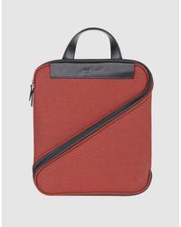 Mh Way Pink Medium Fabric Bag