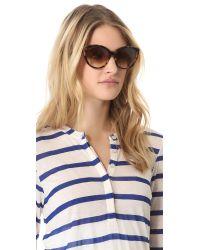 DITA Brown Amant Sunglasses