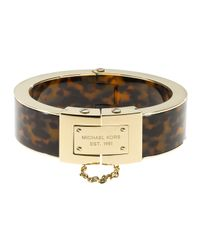 Michael Kors | Metallic Magnetic Bracelet | Lyst