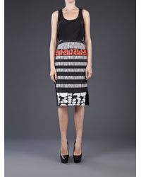 Zero + Maria Cornejo | Black Luca Skirt | Lyst