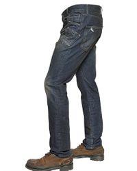Dolce & Gabbana Blue Side Pocket Denim Jeans for men