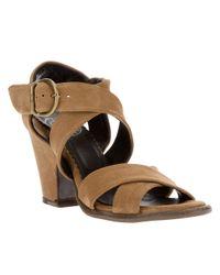 Fiorentini + Baker - Brown Simmy Sandal - Lyst