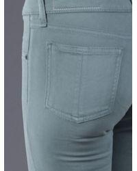 Rag & Bone Blue Legging Jeans