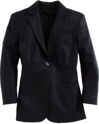 The Row - Black School-Boy Jacket - Lyst