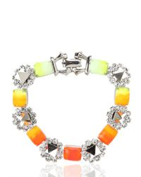 Tom Binns Multicolor Noble Savage Color Bracelet