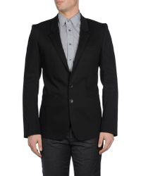 Ann Demeulemeester | Black Blazers for Men | Lyst