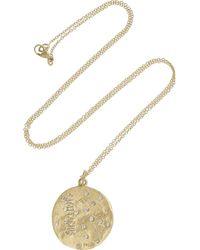 Brooke Gregson - Metallic Sagittarius 14karat Gold Diamond Necklace - Lyst