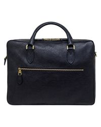Mulberry Heathcliffe Black Briefclass for men