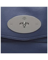 Mulberry Blue Alexa in Deep Purple for men